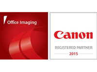 Office Imaging - Canon Registered Partner 2015